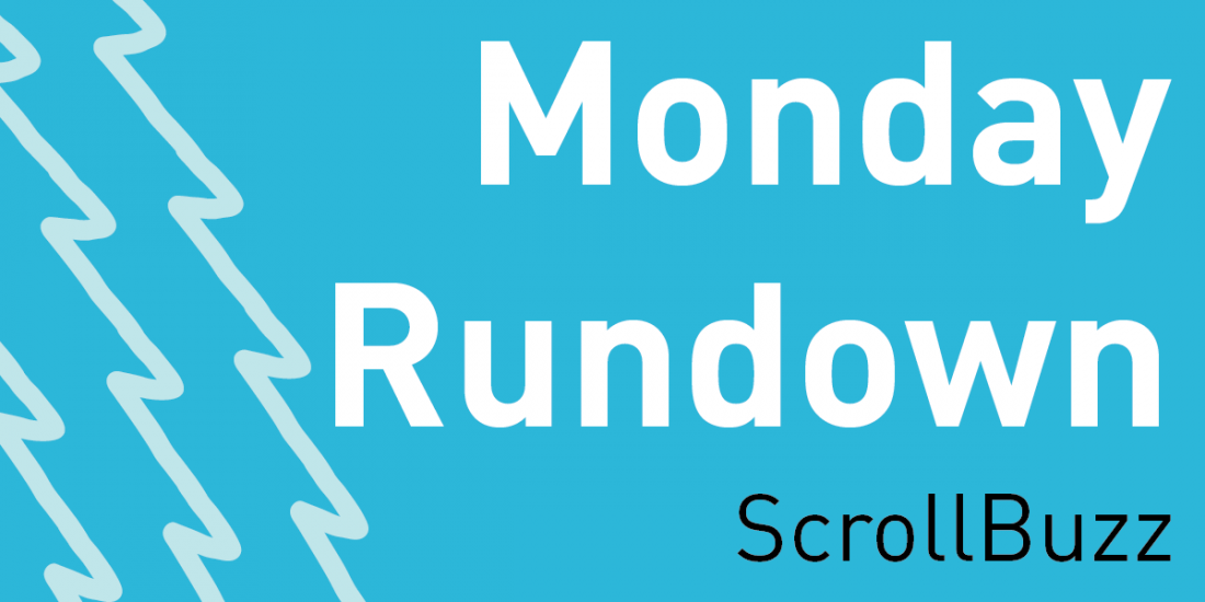 Monday Rundown