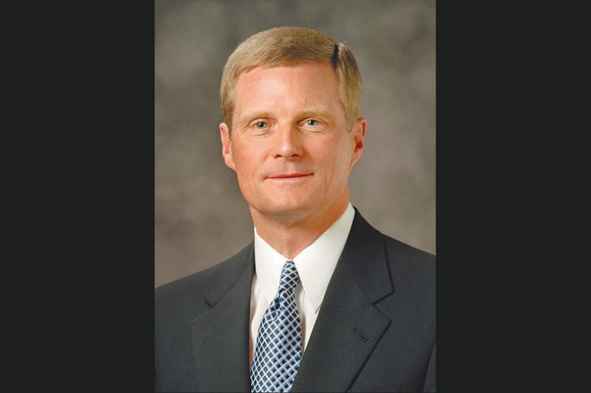 Elder David A. Bednar of the Quorum of the Twleve Apostles of the Church of Jesus Christ of Latter Day Saints