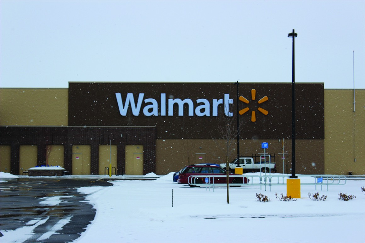 City reacts to Wal-Mart Supercenter - BYU-I Scroll