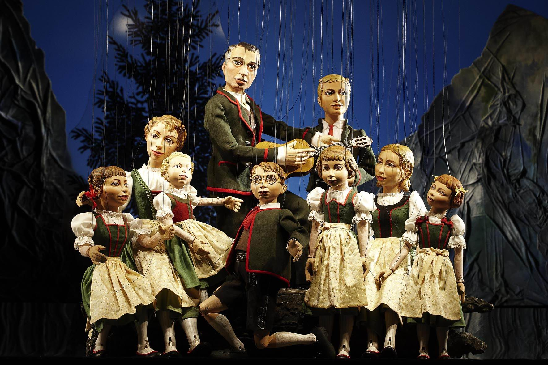 The Salzburg Marionette Theatre will perform at BYU-Idaho