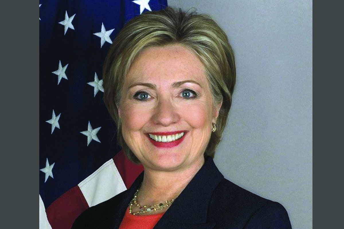 Hillary Clinton: Candidate of the Week