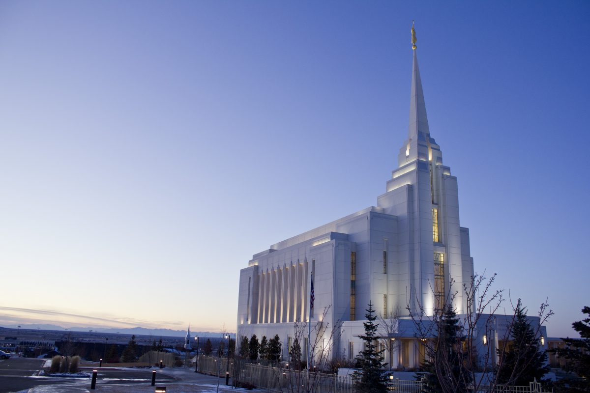 Five new LDS temples announced