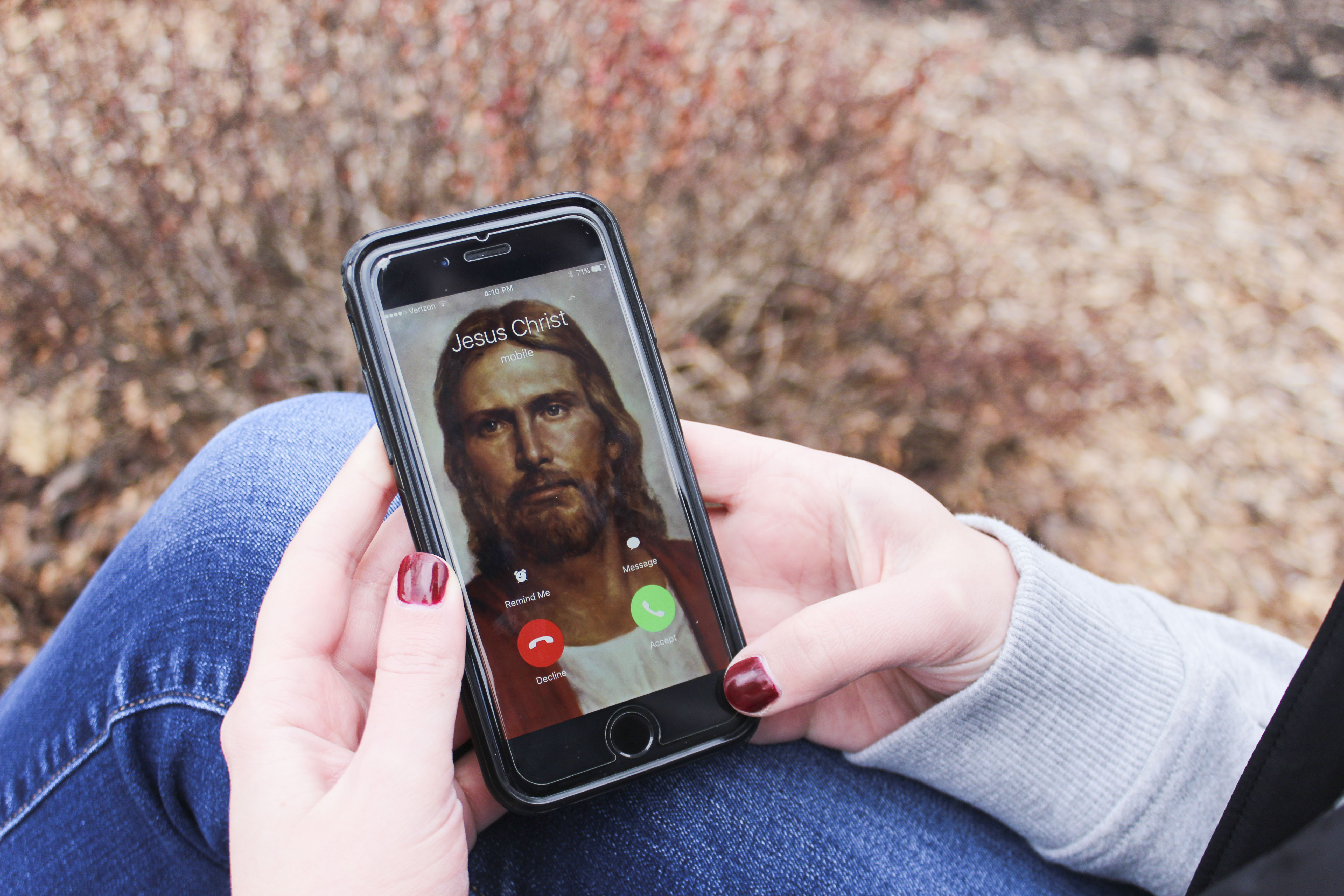 Finding Jesus Christ in your daily life