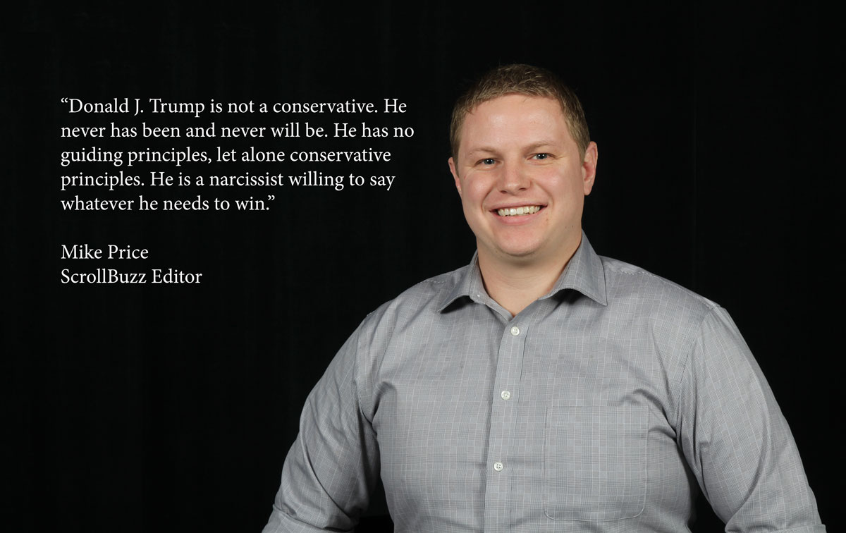 Donald Trump: The anti-conservative