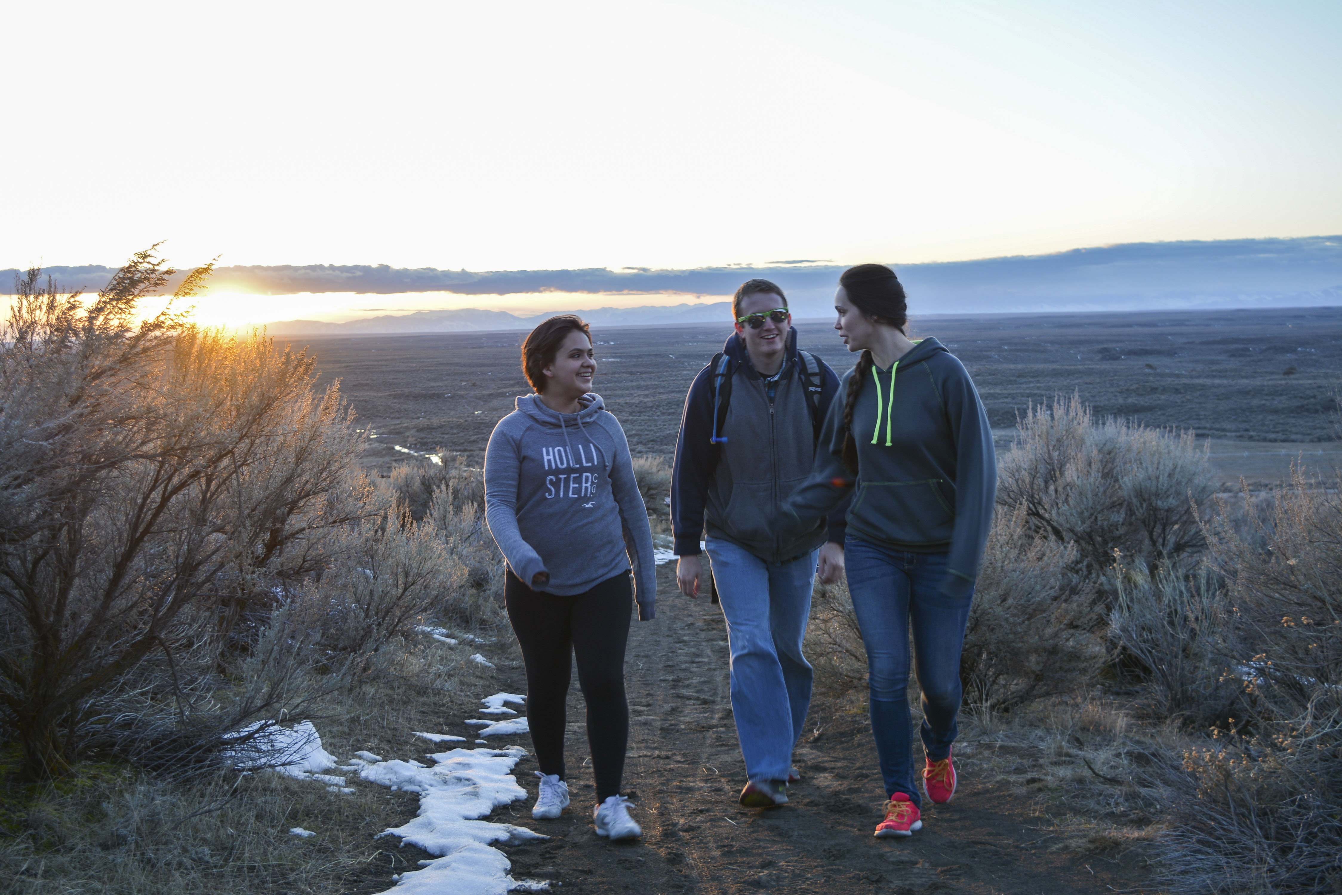 Fun hikes to do in and around Rexburg.