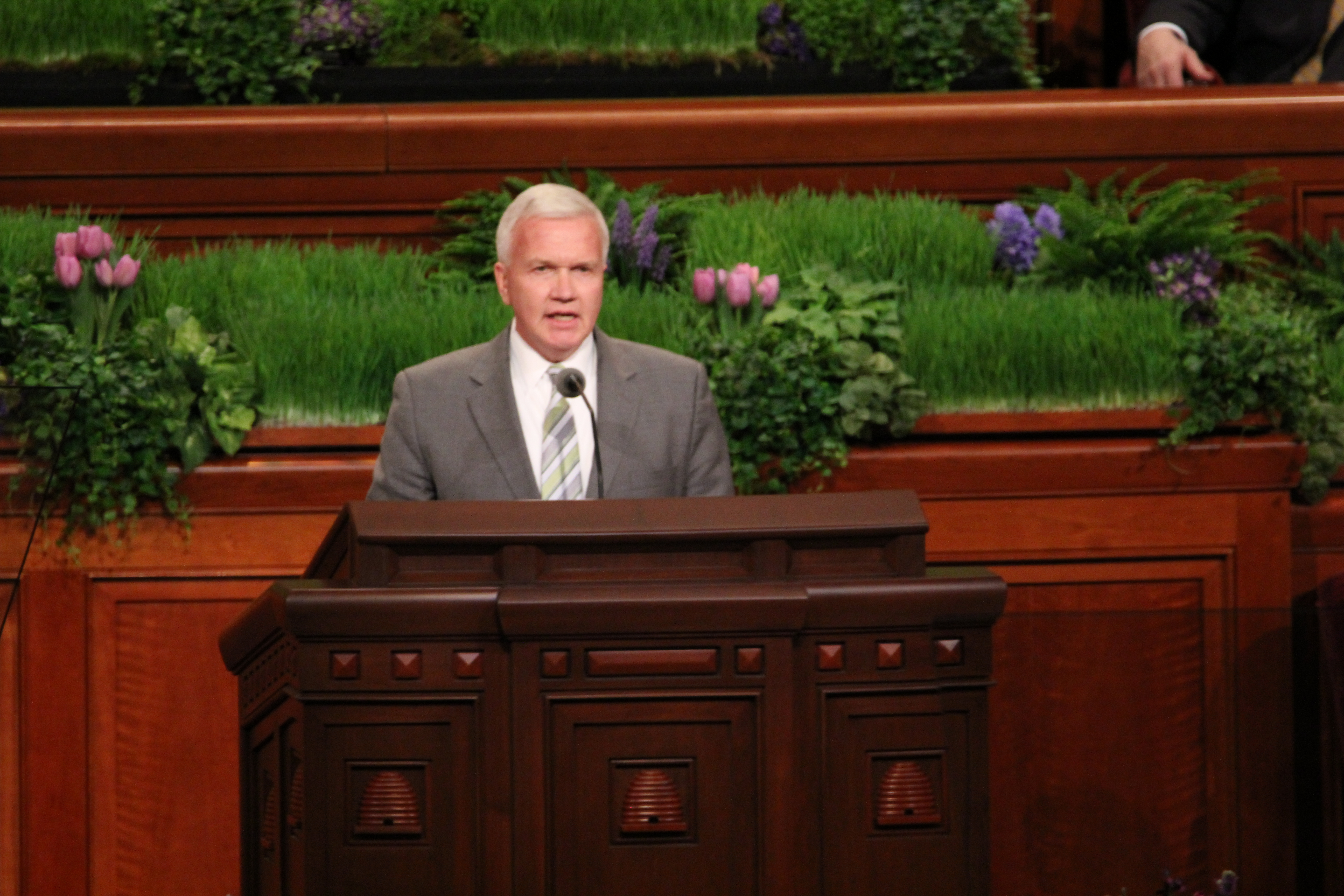 First Presidency announces rising statistics within the Church