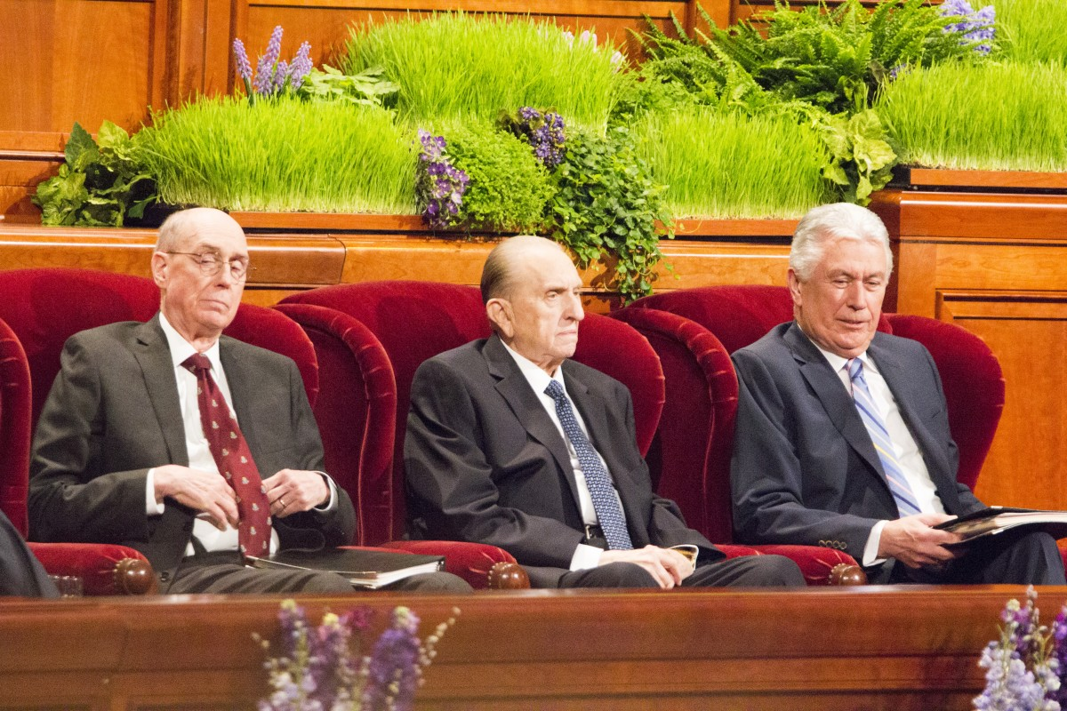 #LDSconf: Sunday Afternoon recap
