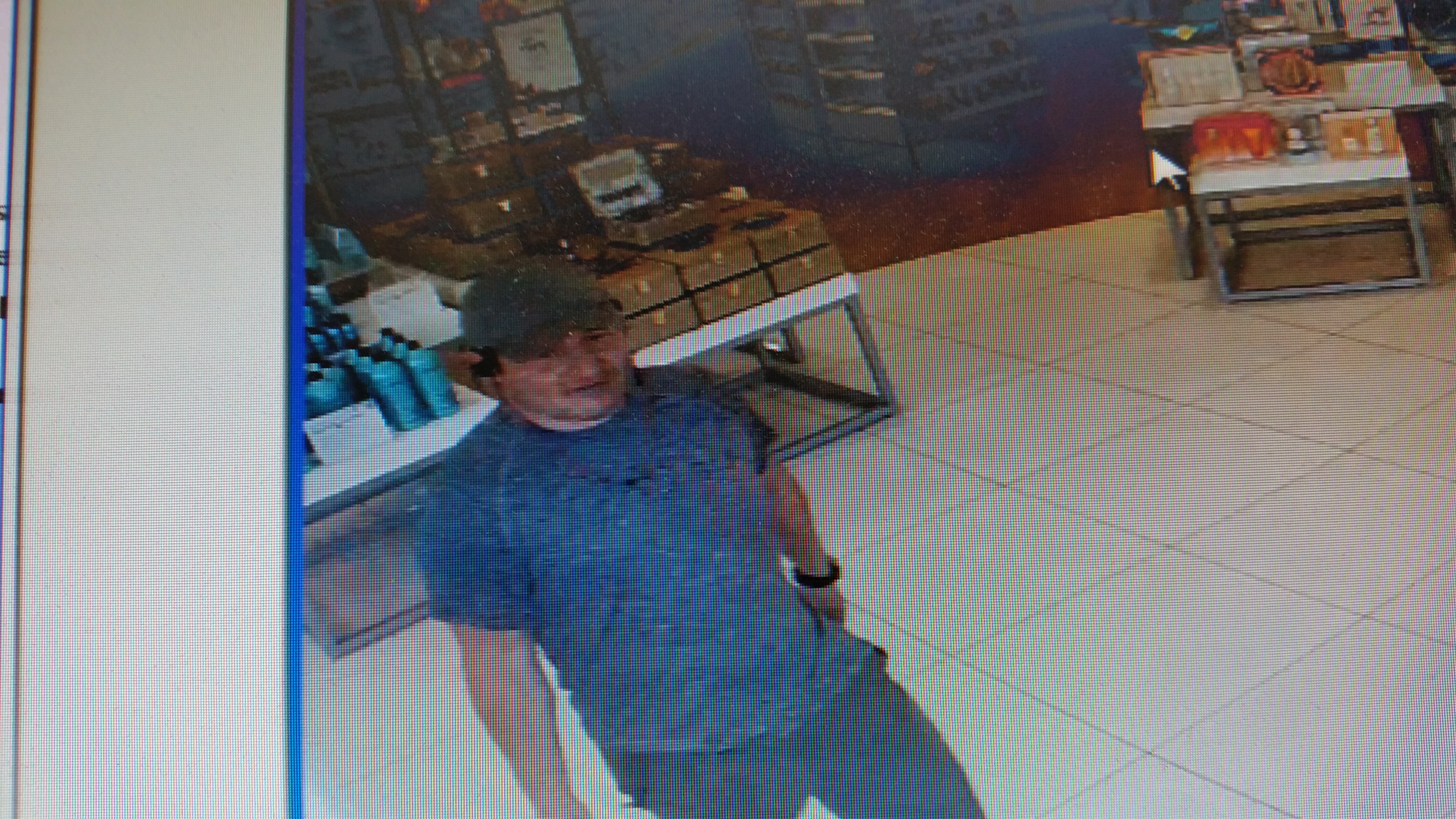 Buyer Beware: Police Searching For Credit Card Thief