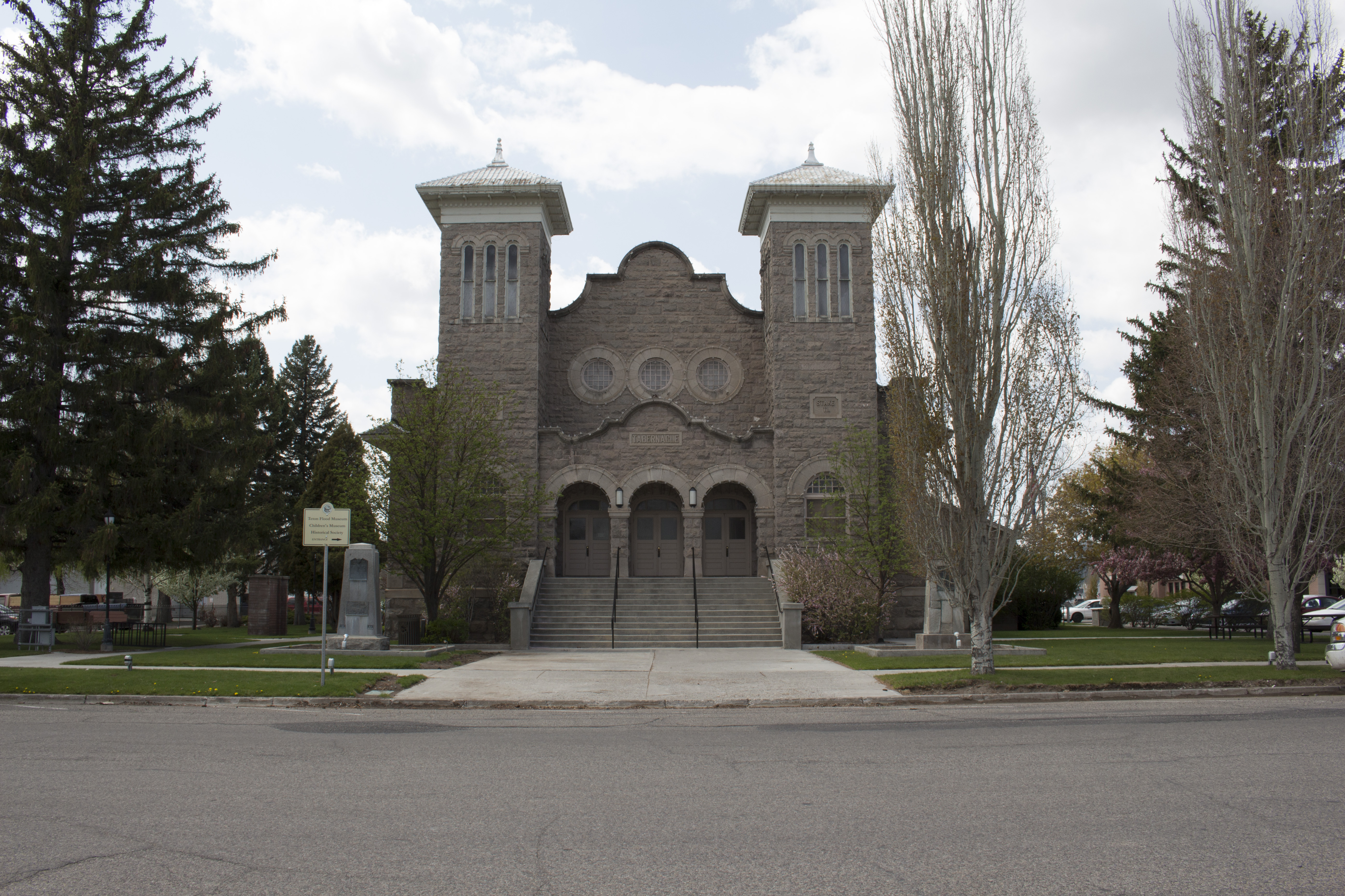 2016 marks 105th anniversary of Rexburg Tabernacle