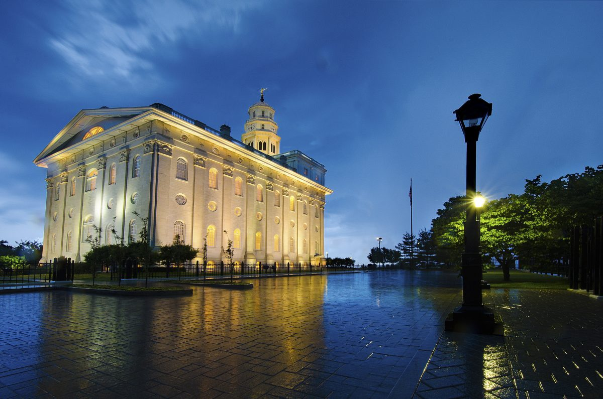 Nauvoo tour takes students back in history