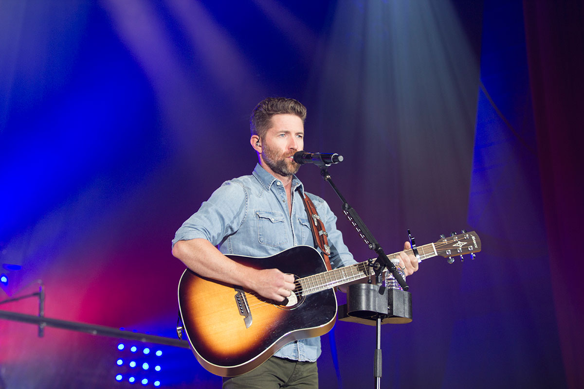 Concert sold out for Josh Turner