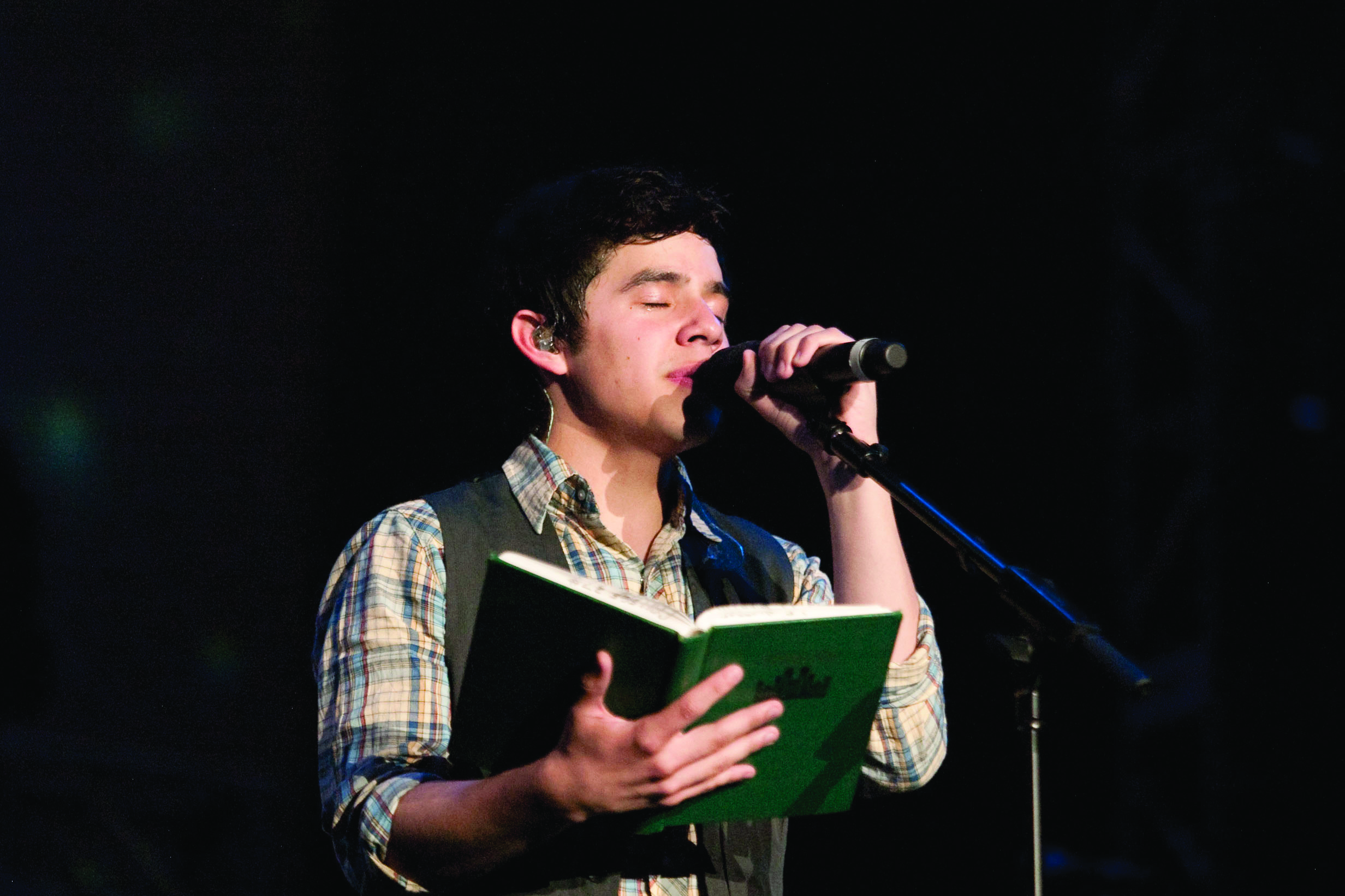 David Archuleta's BYU-I concert tickets are on sale.