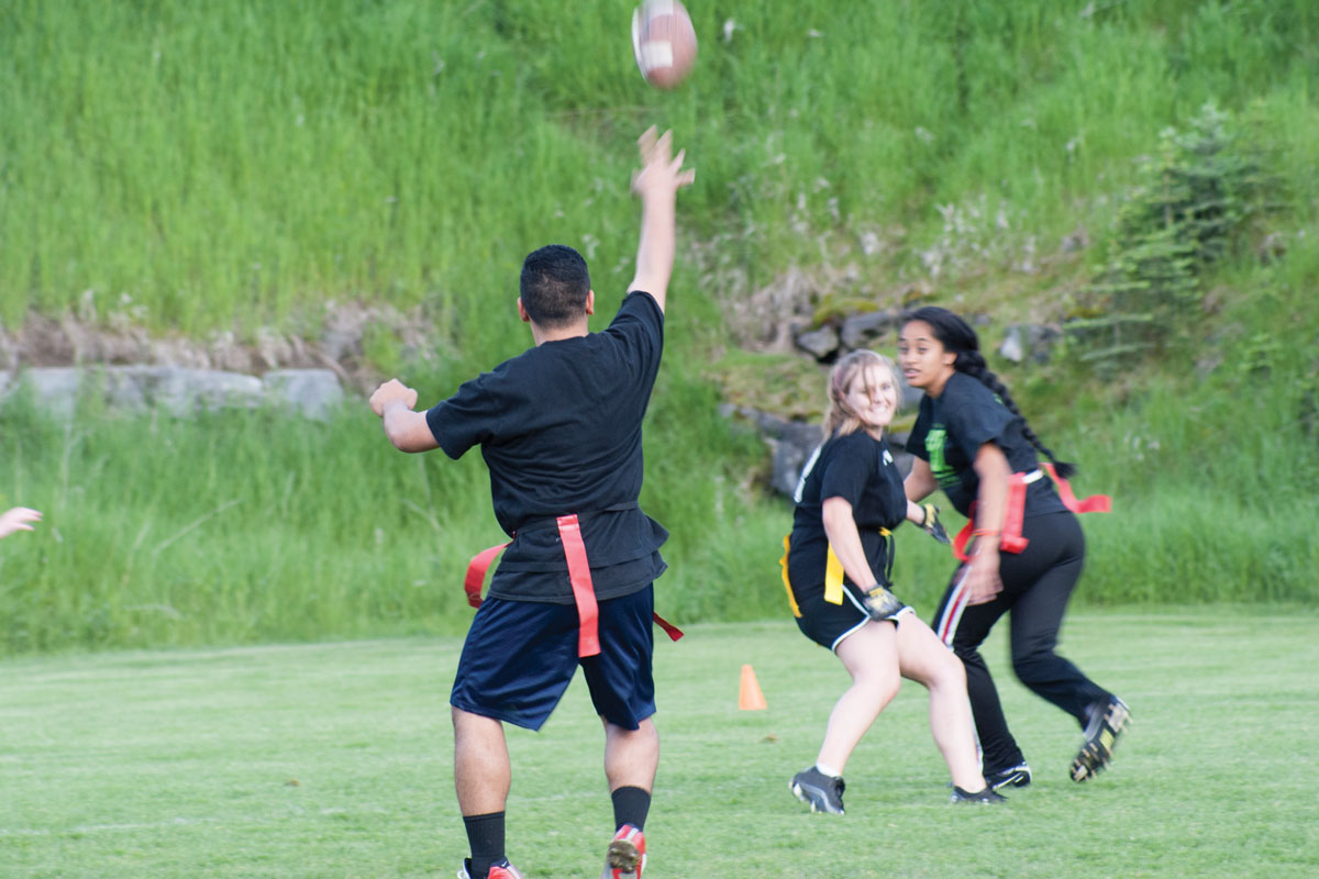 Coed Flag Football 16′