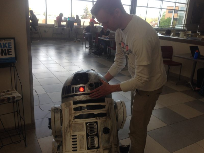 Luke Bradshaw and his R2 model