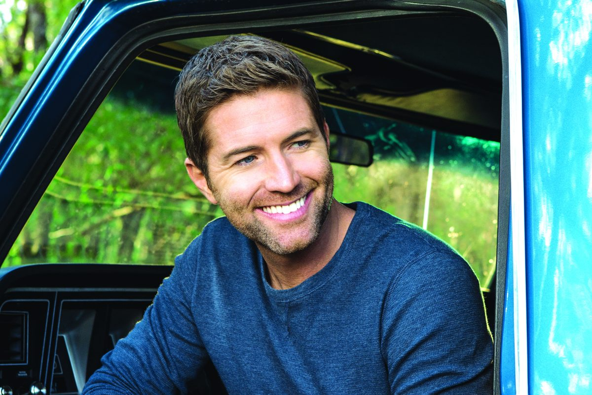 Josh Turner to perform at BYU-Idaho