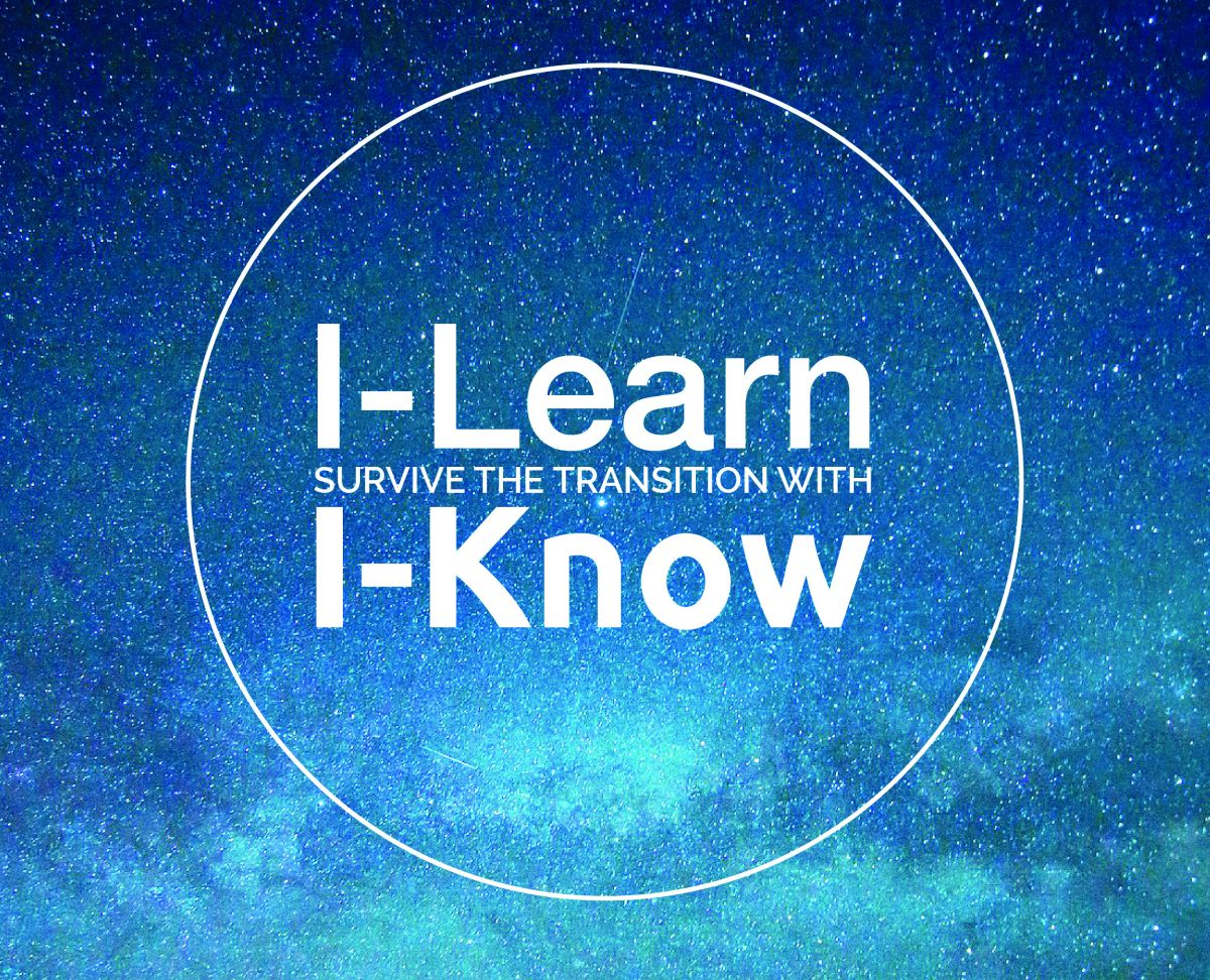 I-Learn: survive the transition with I-Know