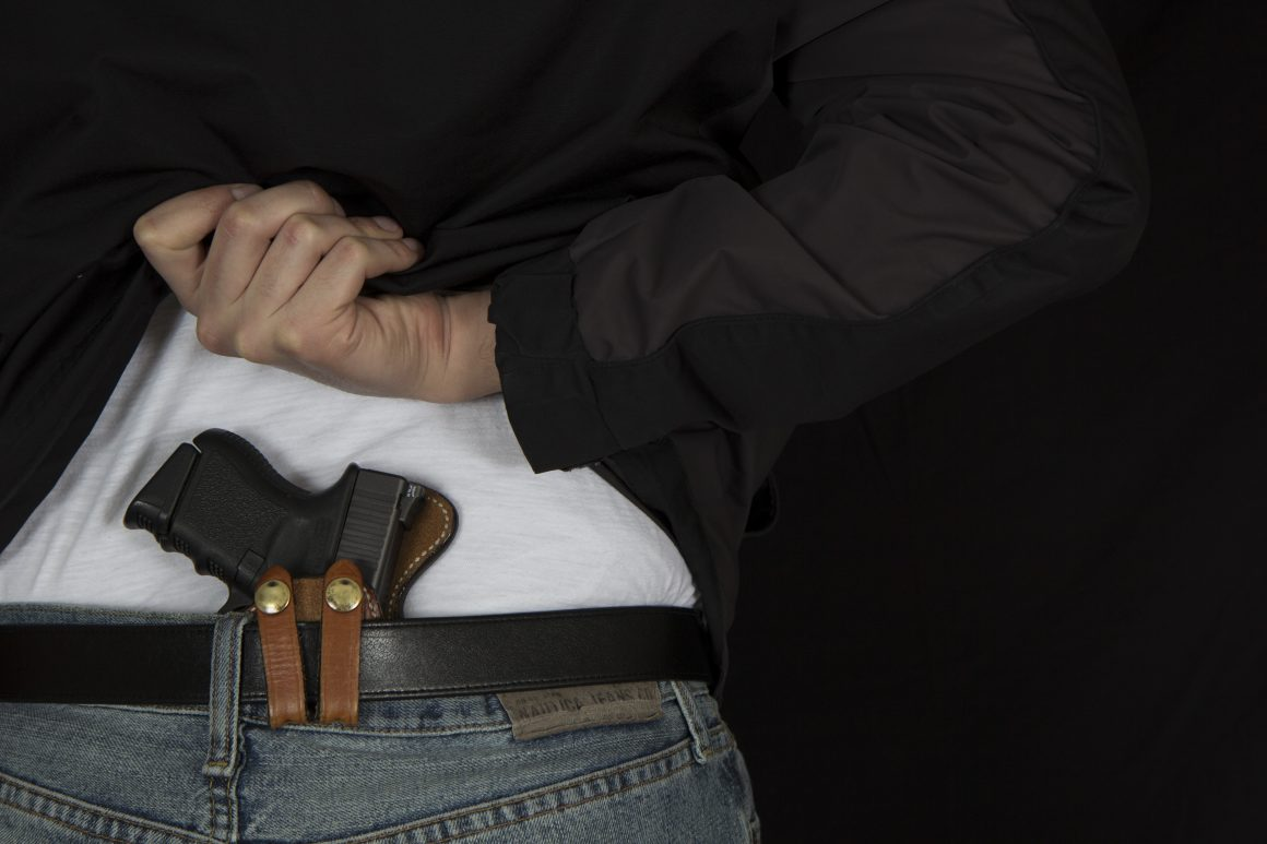 Concealed Carry (Scroll Archive Photo)