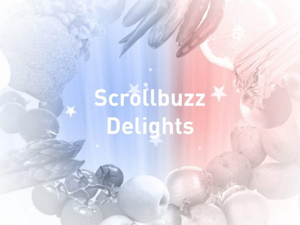 Scrollbuzz Delights: Roasted Potatoes