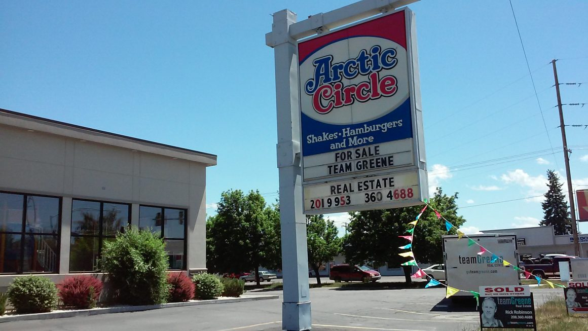 Rexburg's Arctic Circle will soon be replaced by Sonic. (Nicole Wood)