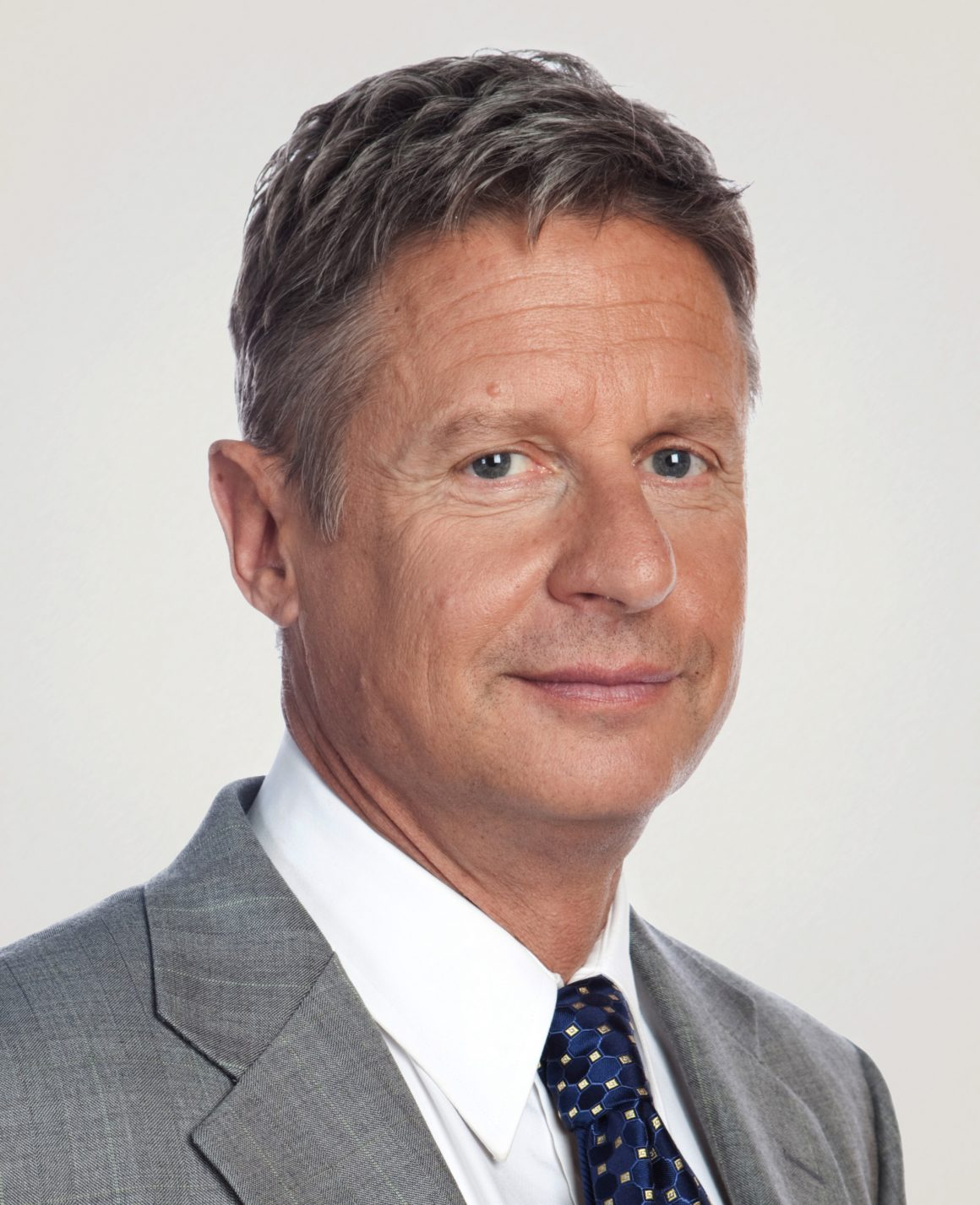 Former New Mexico governor Gary Johnson is the Libertarian Party's 2016 presidential candidate. He is running with William Weld. (Ron Hill Imagery)