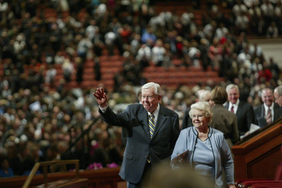 General Conference, Sunday Morning (Scroll Archive)