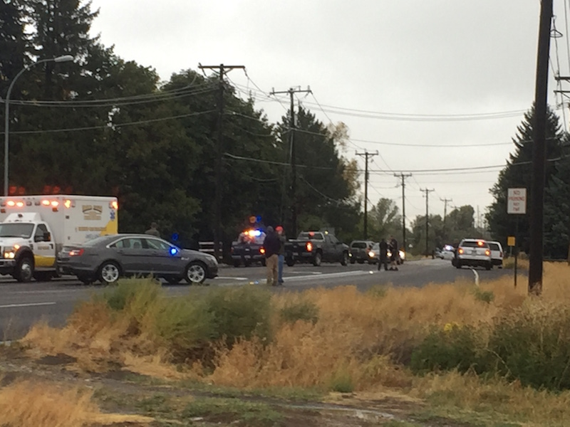 Man in custody for making bomb threat in Idaho Falls
