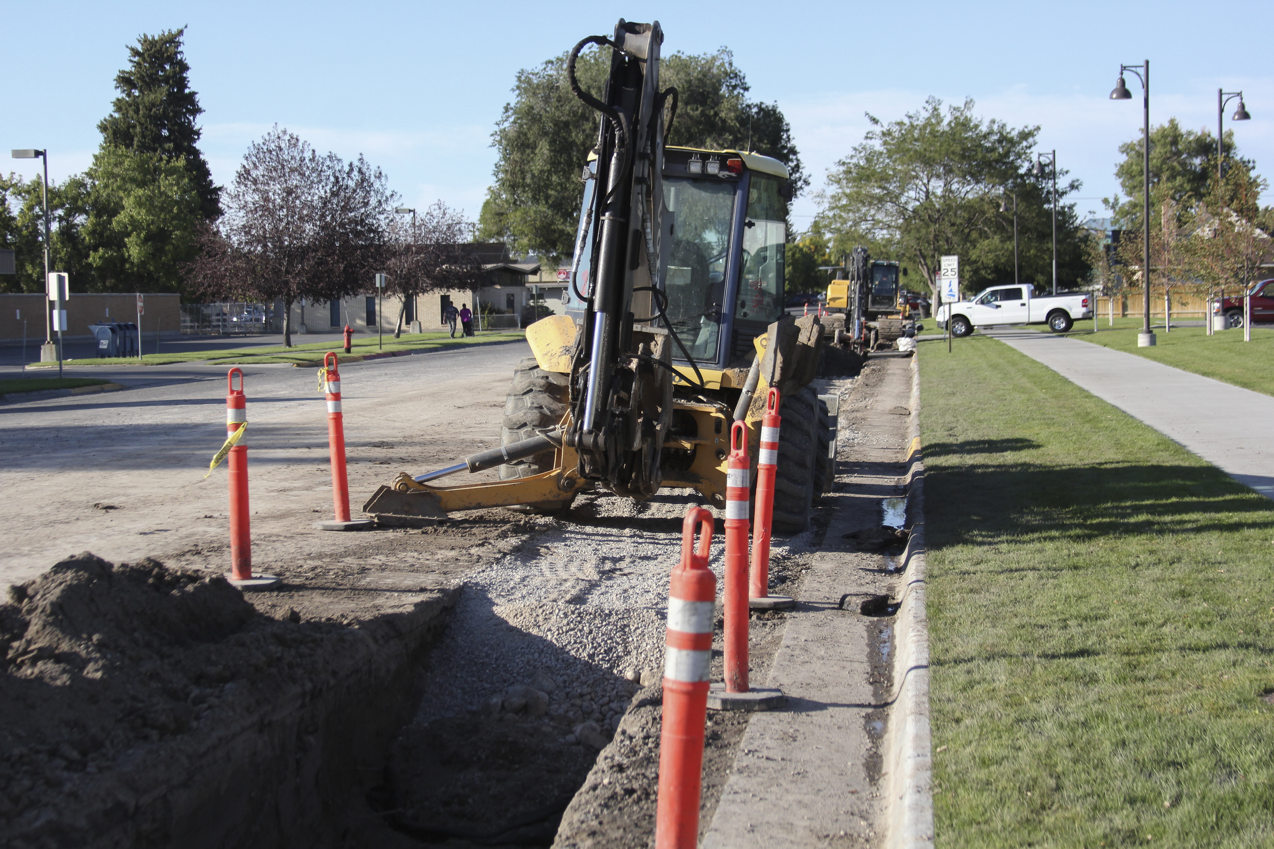 Construction continues in Rexburg