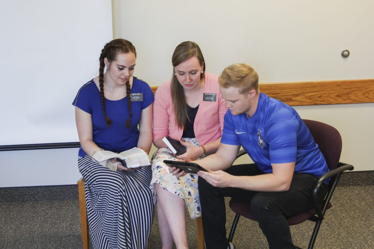 Students find new ways to share gospel: Rexburg pilot program brings baptisms
