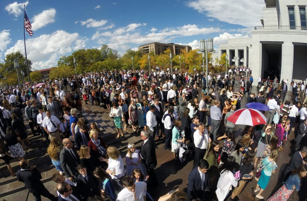 #ldsconf Highlights: Sunday afternoon session