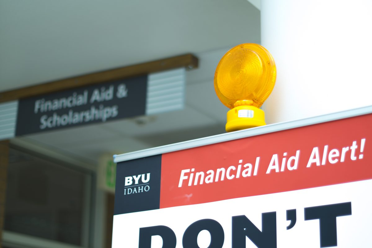 Financial Aid Office explains delays