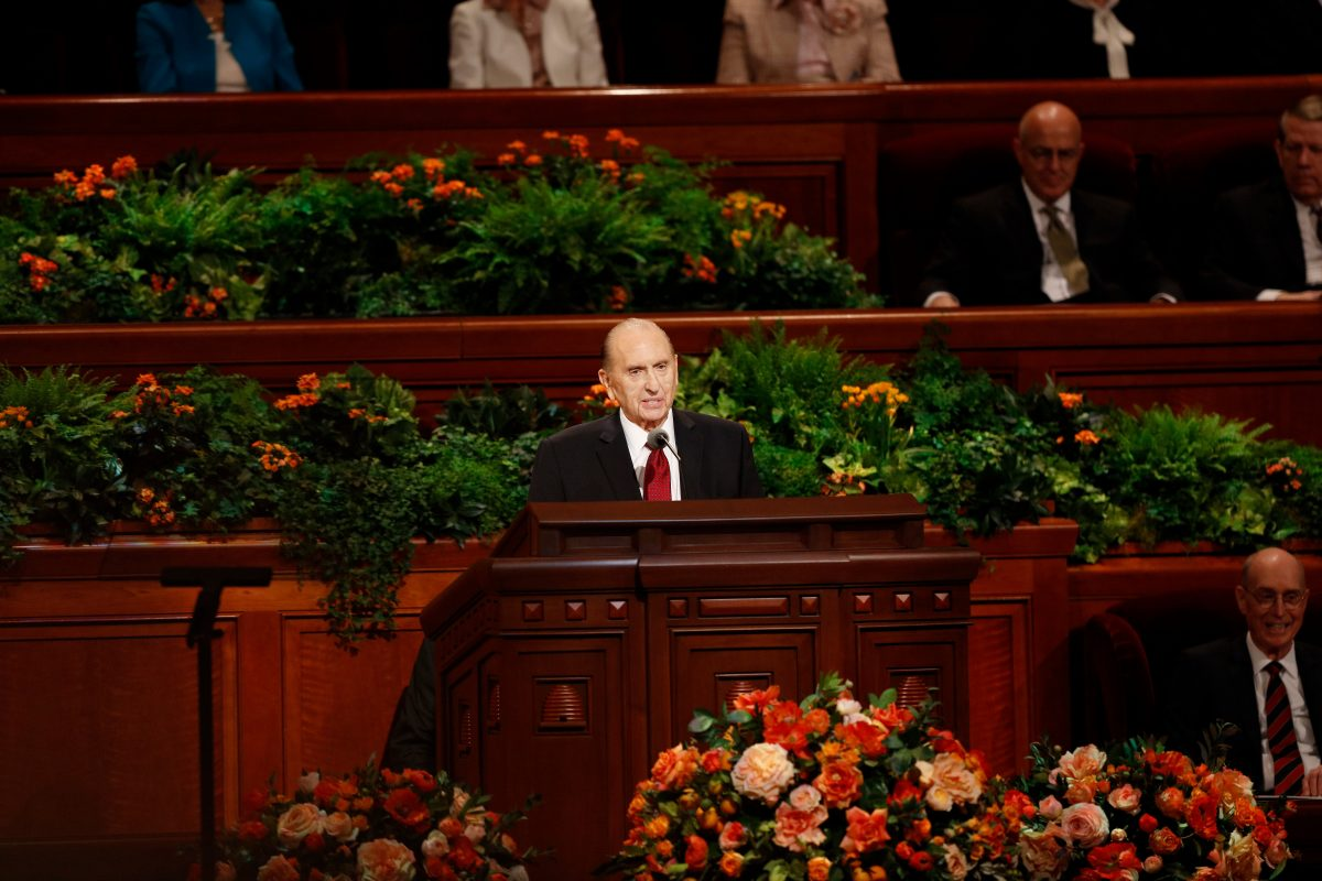World celebrates President Monson's birthday