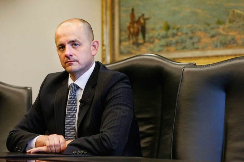 Time and place announced for Evan McMullin's Rexburg visit