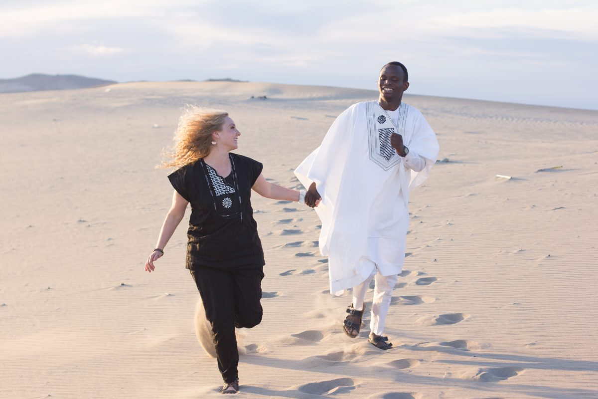 BYU-I couple goes viral in Nigeria