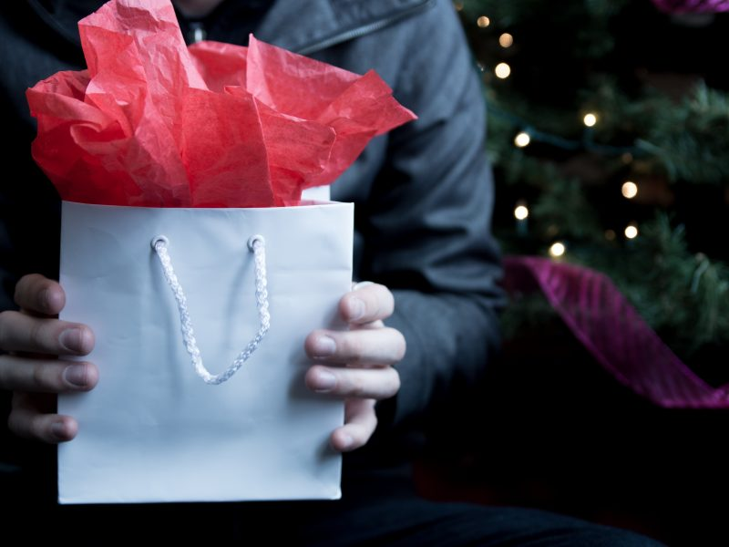 Giving gifts this year to your loved ones is a sweet act of service. (Valerie Fisher)