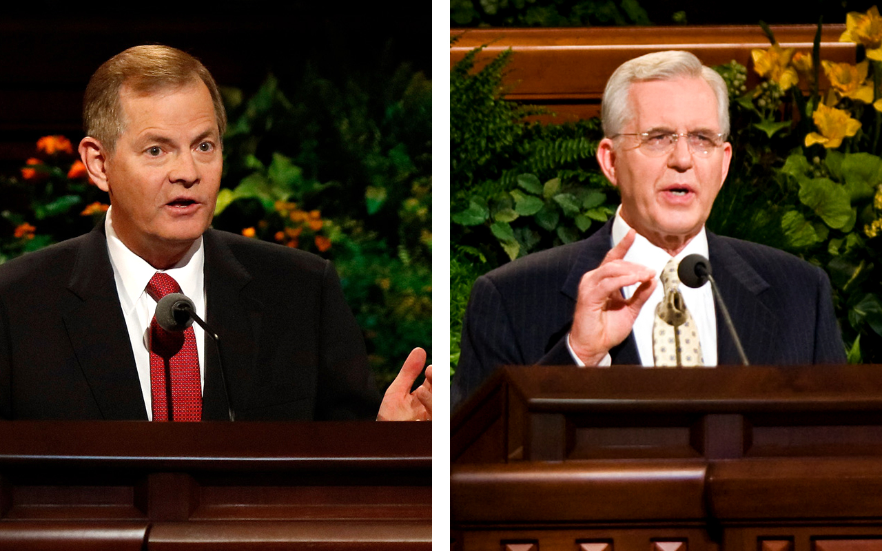 Two LDS apostles set to attend U.S. presidential inauguration