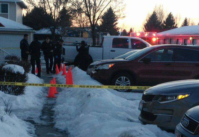 Shooting takes place in Idaho Falls