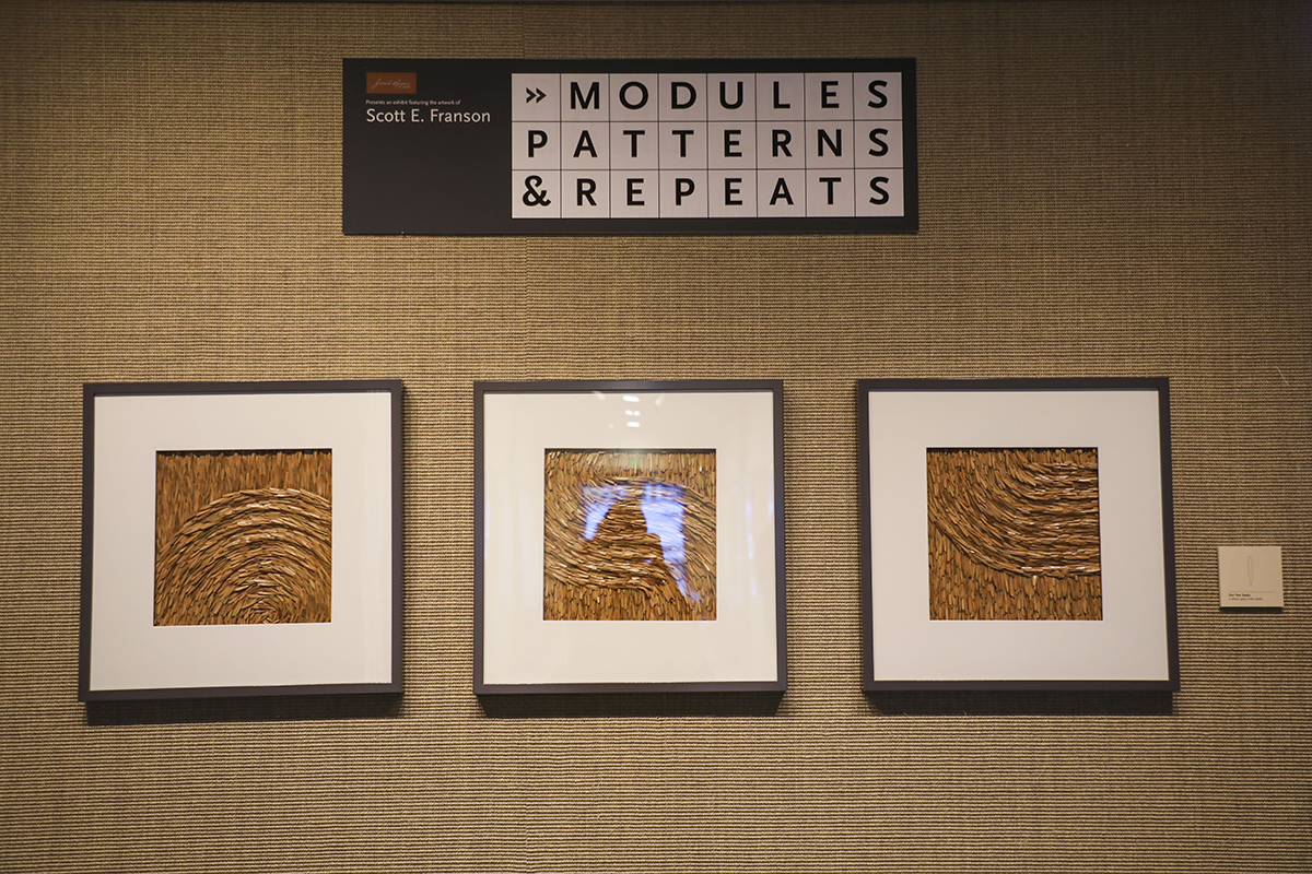 Art Gallery: Modules, Patterns and Repeats