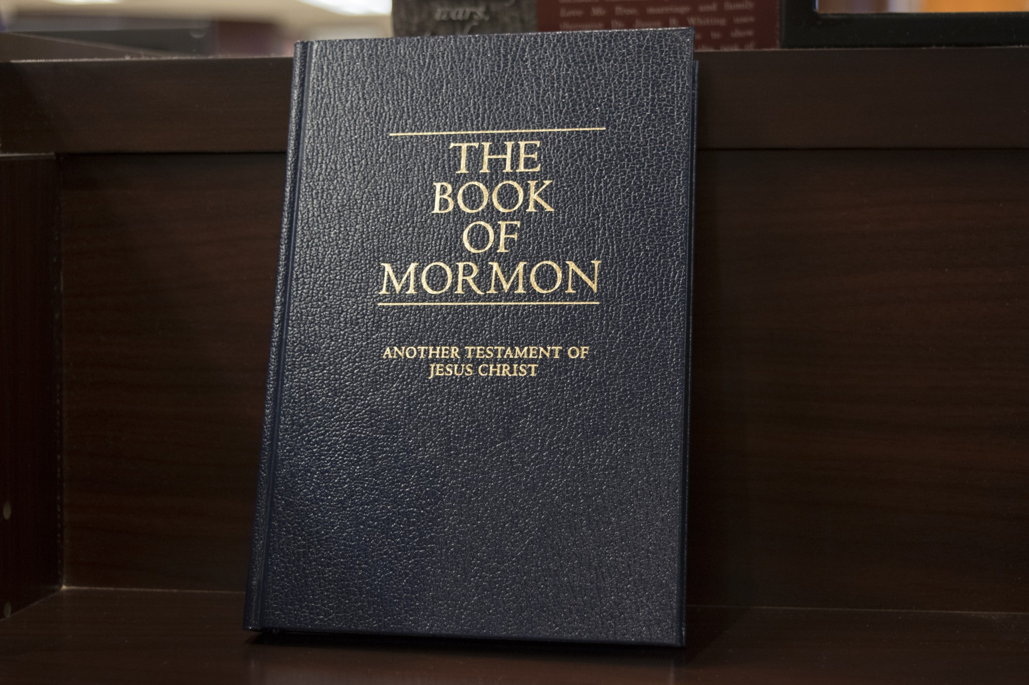 The Book of Mormon Highlighted in Library of Congress Exhibit