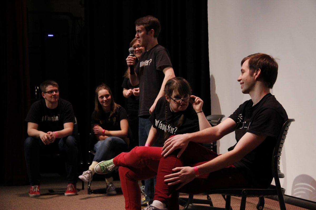 Hot spot improv brings laughter