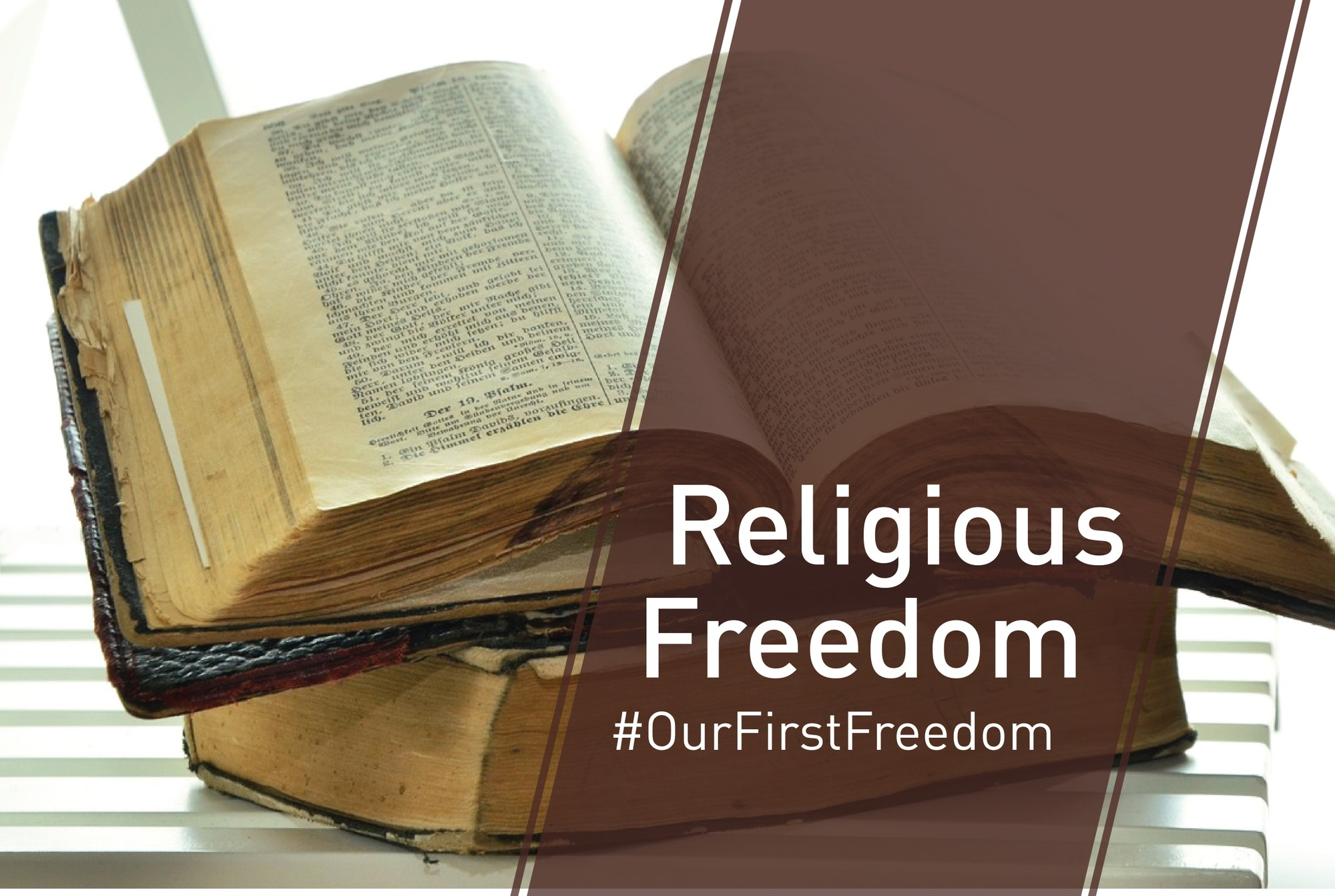 Study concludes religious freedom means peace