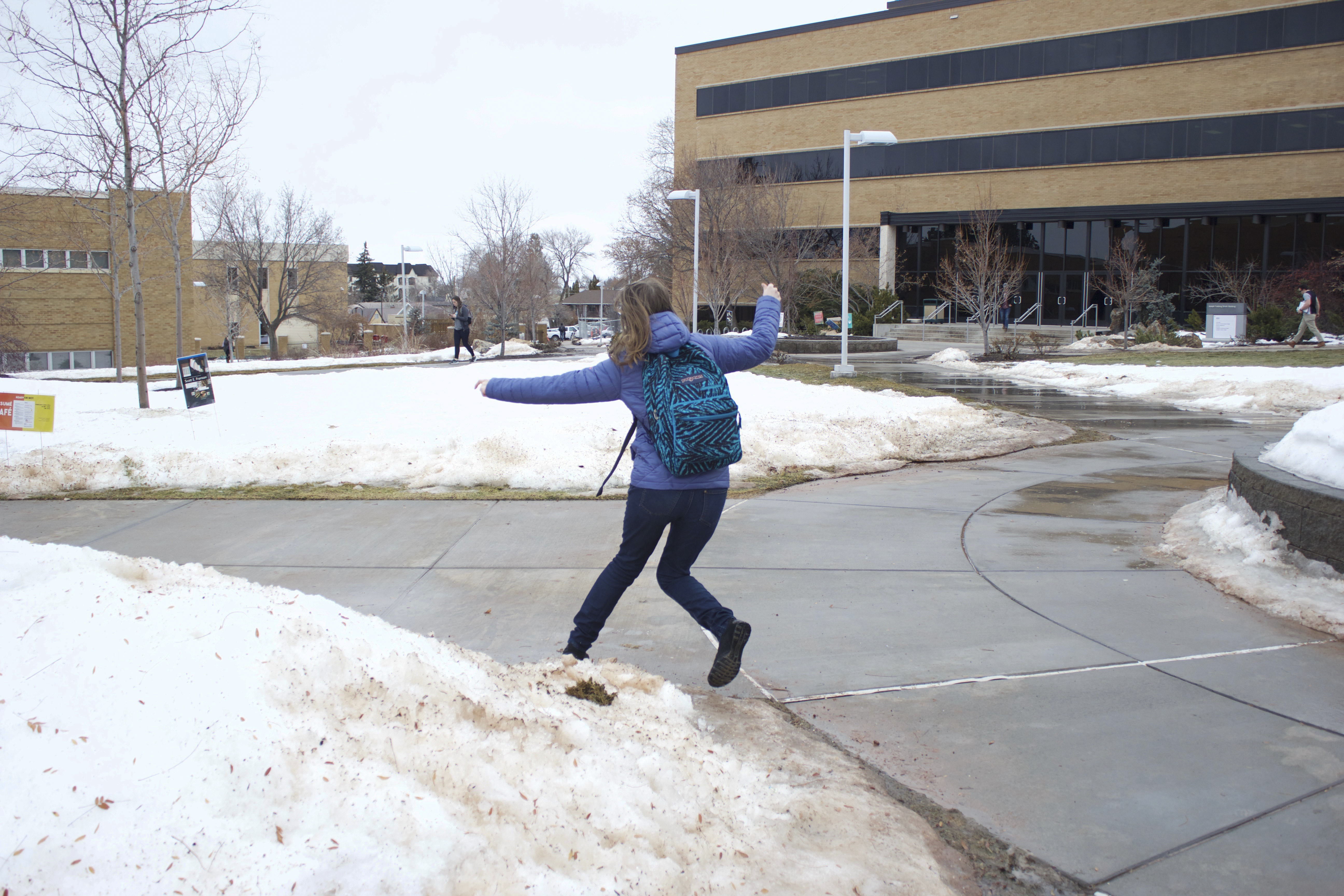 Is Rexburg ice out to get you?