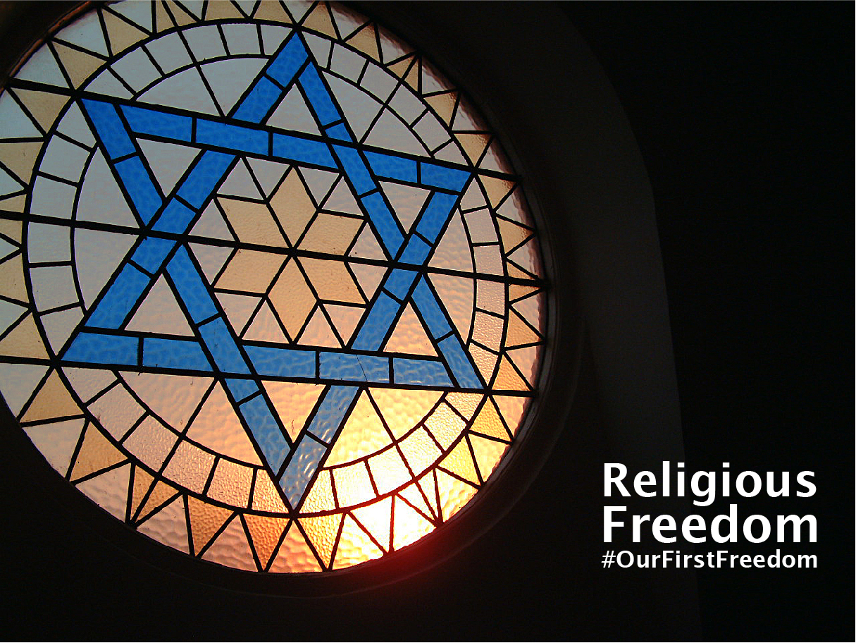 Interfaith Rally Supports All Faiths, Condemns Anti-Semitic Acts