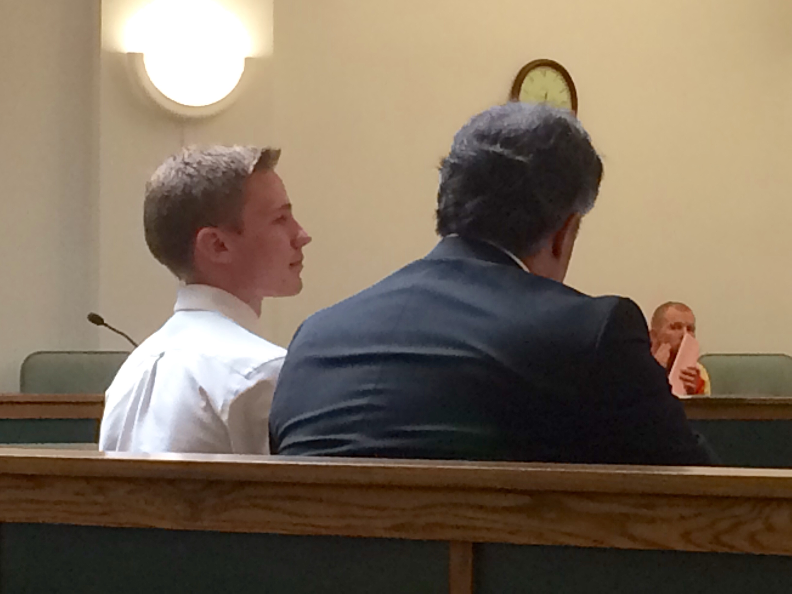 Former BYU-Idaho student sentenced to 5 years in voyeurism case