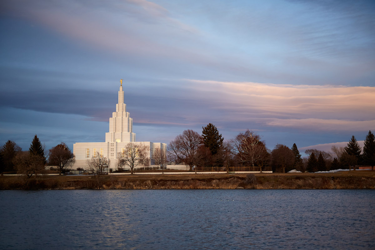 First look inside renovated Idaho Falls temple