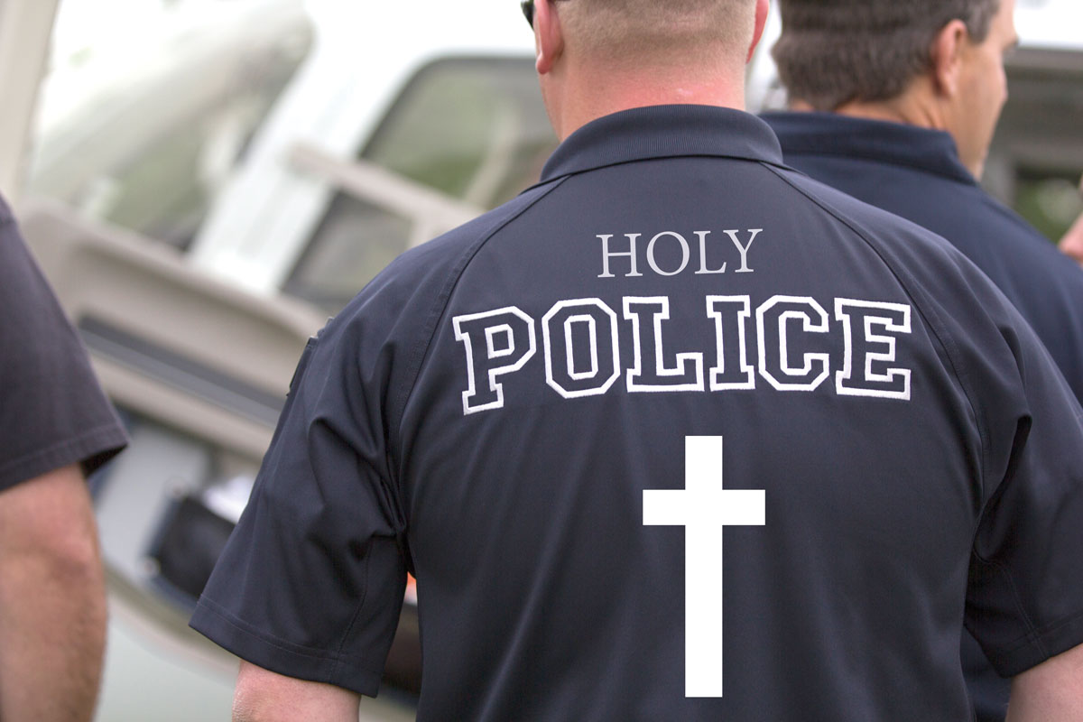 Alabama church wants its own police force
