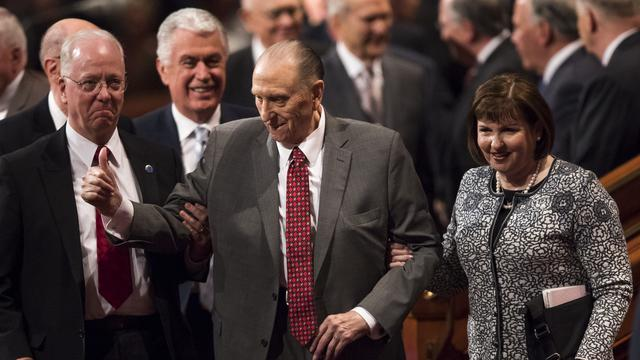 President Monson takes a step back from day-to-day Church affairs