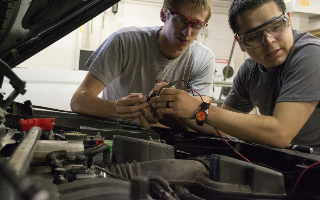 BYU-I auto program is top in the nation