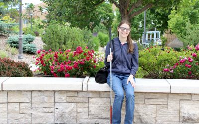 Blind at BYU-I: Proving anything's possible