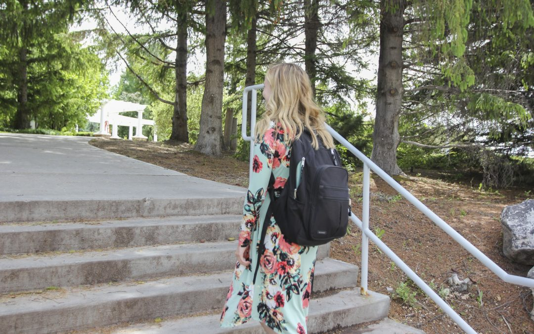 What are the hottest fashion trends at BYU-Idaho?