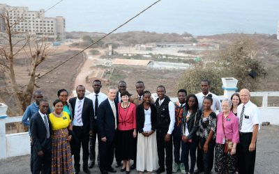 LDS Church branches out to West African Country